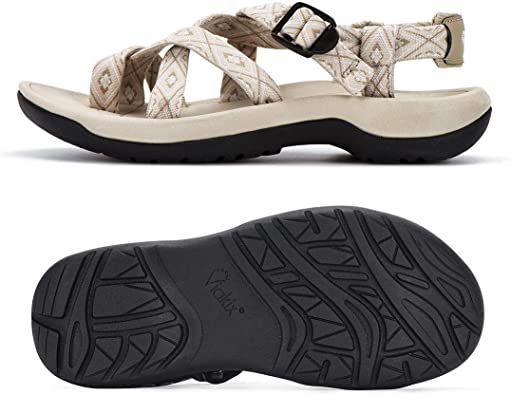 Nuestro top de sandalias para caminar mujer para usted