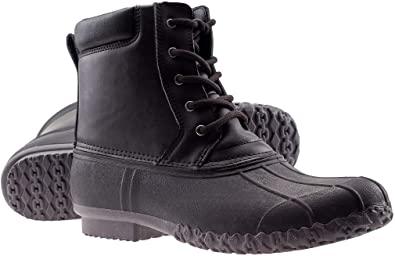 Selección de botas impermeables hombre para ti