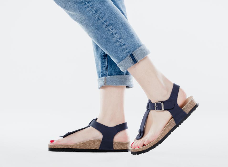 Selección de sandalias comodas mujer para andar