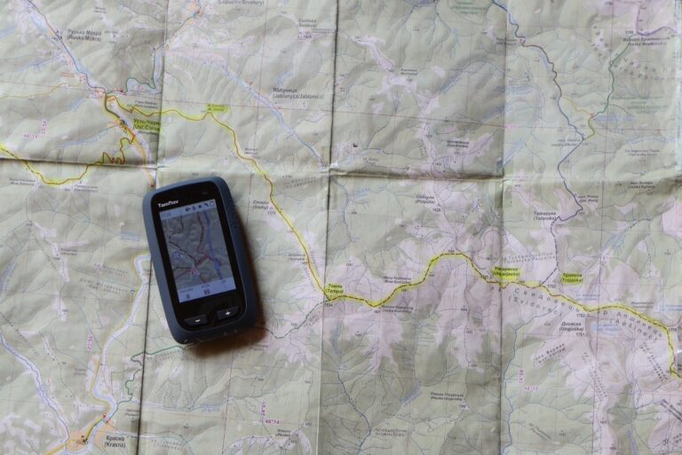 ¿Cómo elegir un GPS de senderismo?