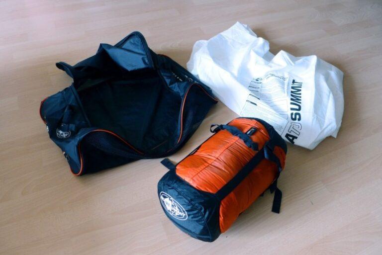 Cuidar un saco de dormir: sigue nuestros consejos