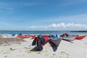 12 consejos para elegir el kayak de travesía adecuado