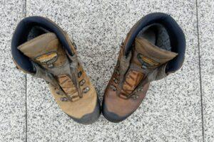 10 consejos para mantener las botas de montaña