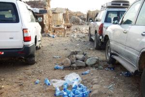 8 consejos para reducir la contaminación plástica en exteriores