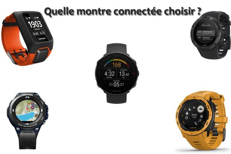 ¿Qué reloj conectado elegir?  Comparación de 5 relojes de unos 300 €